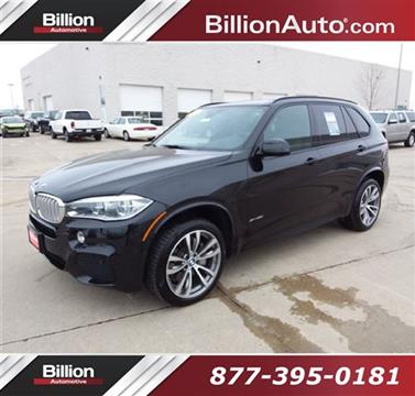 2017 BMW X5 for sale in Iowa City, IA
