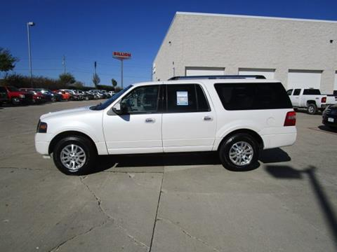 2012 Ford Expedition EL for sale in Iowa City, IA