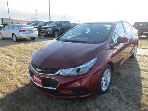 2017 Chevrolet Cruze for sale in Iowa City, IA