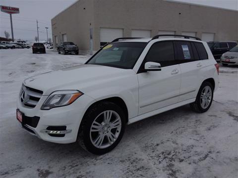 2013 Mercedes-Benz GLK for sale in Iowa City, IA