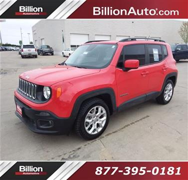 2017 Jeep Renegade for sale in Iowa City, IA