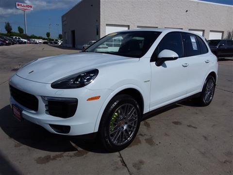 2017 Porsche Cayenne for sale in Iowa City, IA