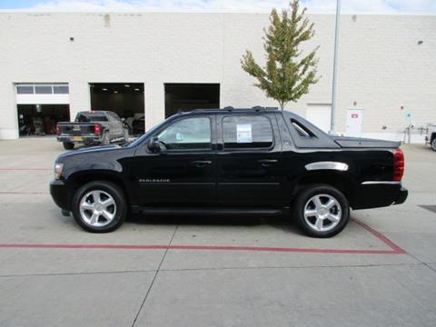 2011 Chevrolet Avalanche for sale in Iowa City, IA