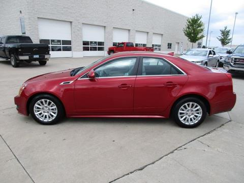 2011 Cadillac CTS for sale in Iowa City, IA