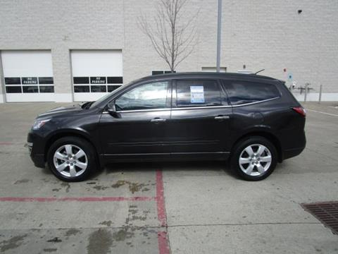 used 2016 chevrolet traverse for sale in iowa. Black Bedroom Furniture Sets. Home Design Ideas