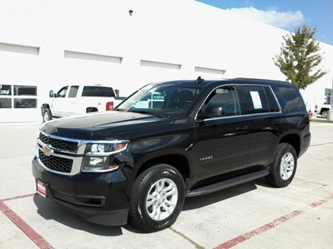 2017 Chevrolet Tahoe for sale in Iowa City, IA