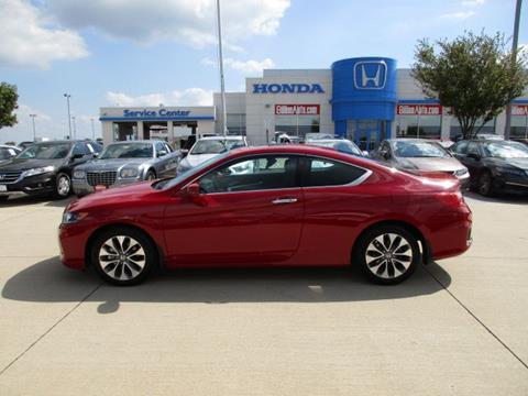 2015 Honda Accord for sale in Iowa City IA