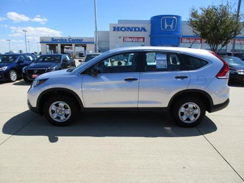 2014 Honda CR-V for sale in Iowa City IA