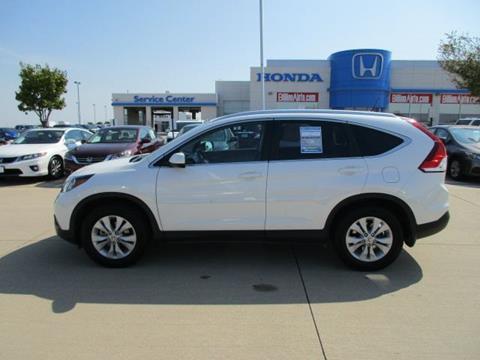 2013 Honda CR-V for sale in Iowa City, IA