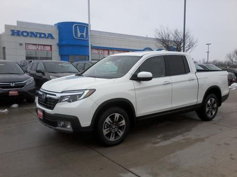 Honda ridgeline for sale in iowa for Richardson motors dubuque iowa