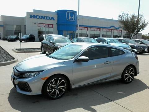 2017 Honda Civic for sale in Iowa City IA