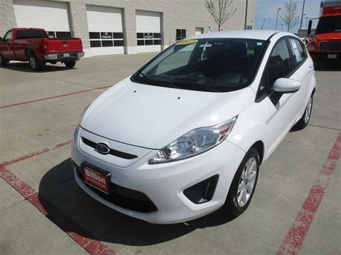 2012 Ford Fiesta for sale in Iowa City IA