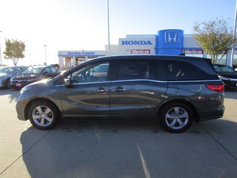 2018 Honda Odyssey for sale in Iowa City IA