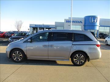 2017 Honda Odyssey for sale in Iowa City, IA