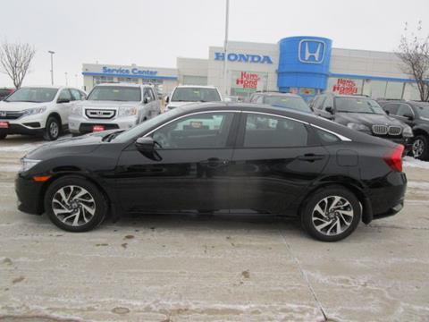 2016 Honda Civic for sale in Iowa City IA