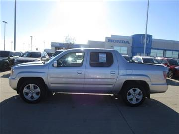 2014 Honda Ridgeline for sale in Iowa City, IA