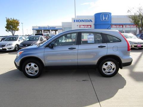 2007 Honda CR-V for sale in Iowa City IA