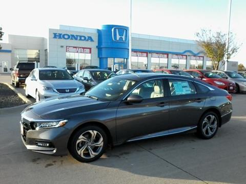 2018 Honda Accord for sale in Iowa City IA