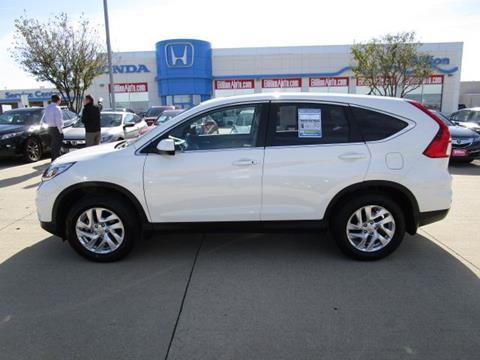 2015 Honda CR-V for sale in Iowa City, IA