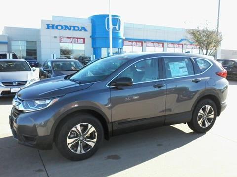 2017 Honda CR-V for sale in Iowa City IA
