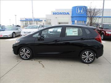 2017 Honda Fit for sale in Iowa City, IA