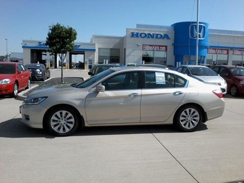 2014 Honda Accord for sale in Iowa City IA