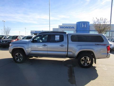 2016 Toyota Tacoma for sale in Iowa City IA