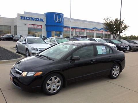 2008 Honda Civic for sale in Iowa City IA