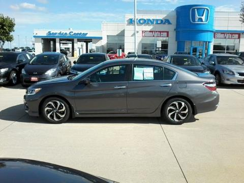 2016 Honda Accord for sale in Iowa City IA