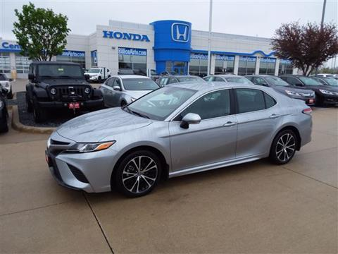Toyota Iowa City >> 2019 Toyota Camry For Sale In Iowa City Ia