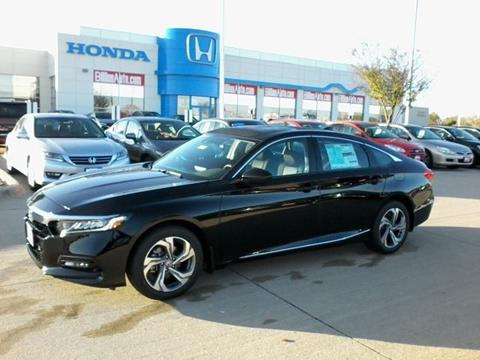 2018 Honda Accord for sale in Iowa City IA