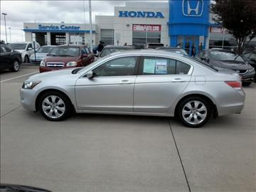 2009 Honda Accord for sale in Iowa City, IA
