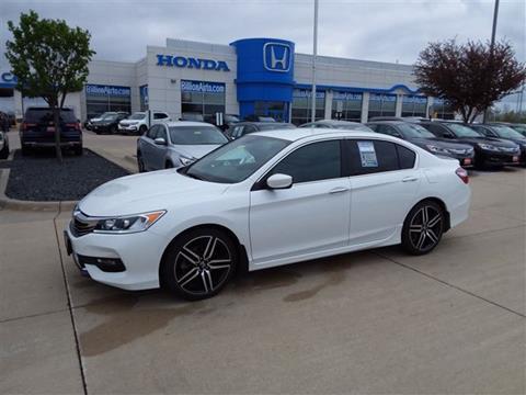 2017 Honda Accord for sale in Iowa City, IA