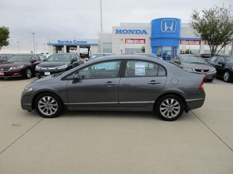 2010 Honda Civic for sale in Iowa City IA
