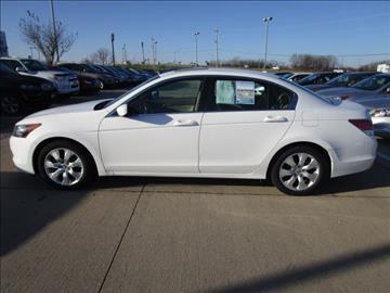 2009 Honda Accord for sale in Iowa City, IA