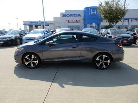 2015 Honda Civic for sale in Iowa City IA