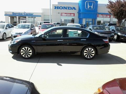 2017 Honda Accord Hybrid for sale in Iowa City IA
