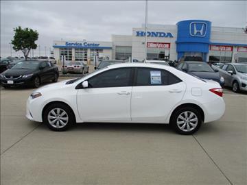 2014 Toyota Corolla for sale in Iowa City, IA