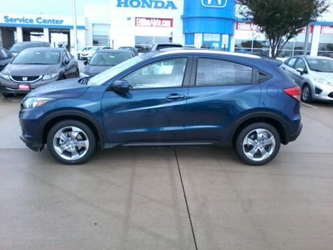 2017 Honda HR-V for sale in Iowa City IA