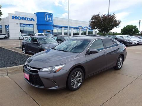 Toyota Iowa City >> 2017 Toyota Camry For Sale In Iowa City Ia