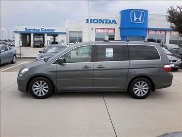 2007 Honda Odyssey for sale in Iowa City, IA