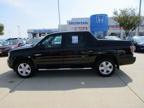 2013 Honda Ridgeline for sale in Iowa City, IA