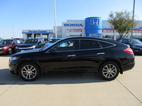 2011 Honda Accord Crosstour for sale in Iowa City IA