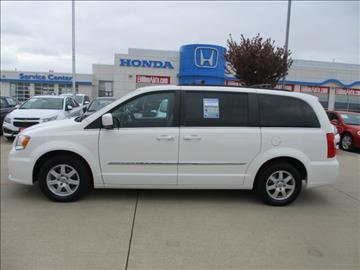 2012 Chrysler Town and Country for sale in Iowa City, IA