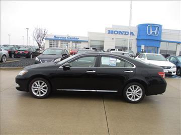 2010 Lexus ES 350 for sale in Iowa City, IA