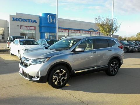 2017 Honda CR-V for sale in Iowa City, IA