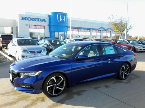 2018 Honda Accord for sale in Iowa City, IA