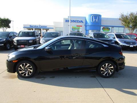 2016 Honda Civic for sale in Iowa City IA