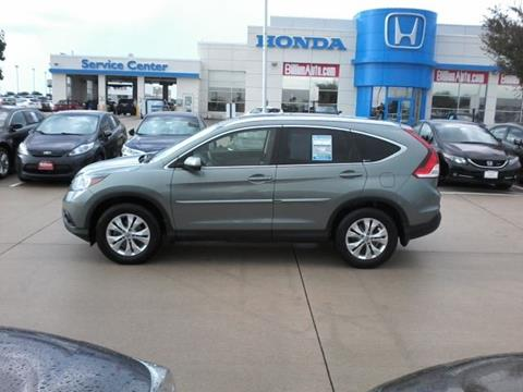 2012 Honda CR-V for sale in Iowa City IA