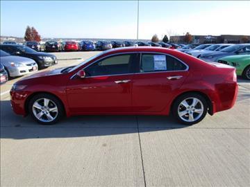 2013 Acura TSX for sale in Iowa City, IA